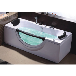 Dubai whirlpool bad 172 x 85 x 65 cm wit