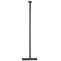Wiesbaden luxe badkamer-vloerwisser+ophanging mat-zwart