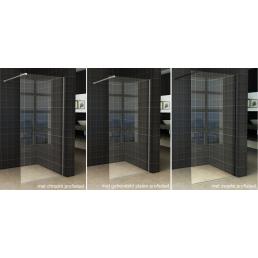Wiesbaden Slim glasplaat helder 60x200 cm - 8mm NANO glas