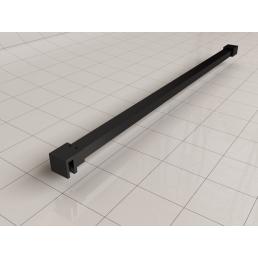 Slim stabilisatiestang 120 cm zwart