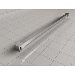 Slim stabilisatiestang 120 cm RVS (look)