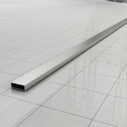 Wiesbaden losse vierkante stabilisatiestang 120cm