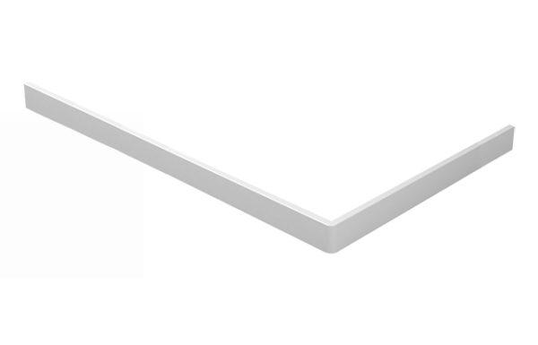 Compo acryl voorzetpaneel en potenset 160 x 90 cm rechthoek wit