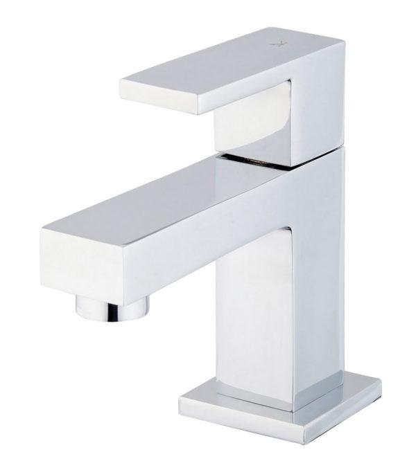 Wiesbaden Rombo vierkante toiletkraan chroom