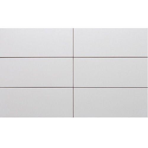 Wandtegels wit glans 20x50 wandtegels