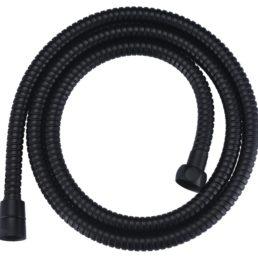 Flexx doucheslang 150 cm zwart
