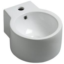 Kronos fontein 32 x 27,5 cm wit