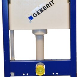 Wiesbaden Geberit Duofix Basic UP-100 inb.reservoir