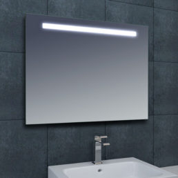 Wiesbaden Tigris spiegel met led verlichting 60x80cm