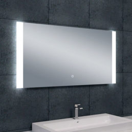Sunny spiegel met LED verlichting & verwarming 120 x 60 cm