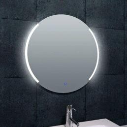 Round spiegel met LED verlichting  60 cm
