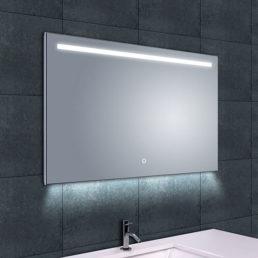 Wiesbaden Ambi One dimbare Led condensvrije spiegel 1000x600