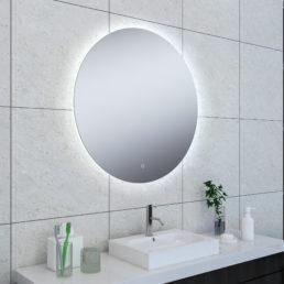 Soul spiegel met LED verlichting  80 cm