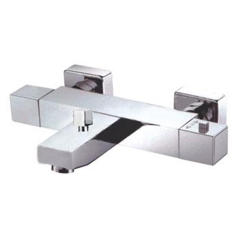 Best Design Square vierkante badthermostaat