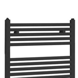 Antraciet Zero radiator recht-model 60 x 77 cm