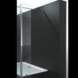 Best Design Erico zijwand 40 x 200 cm 8 mm Nano