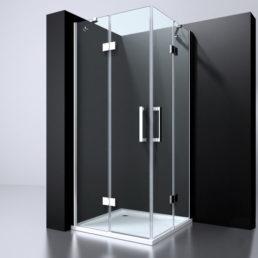 Best Design Erico Q4 vierkant hoekinstap 90 x 90 cm 6 mm Nano