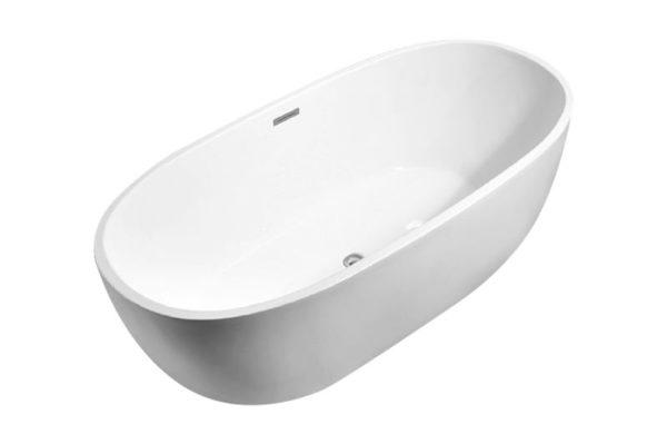 Best Design Moderna vrijstaand bad 170 x 78 x 60 cm