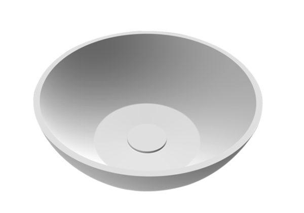 Best Design Rondy opbouw-waskom 38 cm