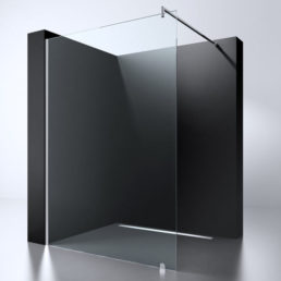 Best Design Erico 600 inloopdouchewand 57-59 cm - 8mm NANO glas