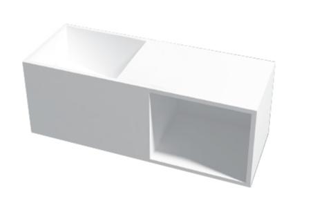 Best Design Ole fontein Just-Solid 54 x 20 cm