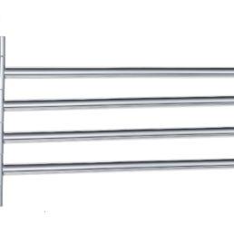 Best Design Prola-4 handdoekhouder 4-lids