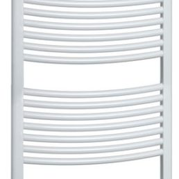 Best Design One radiator gebogen model 120x60 cm wit
