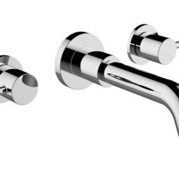 Best Design Schmidt inbouw-wandmengkraan