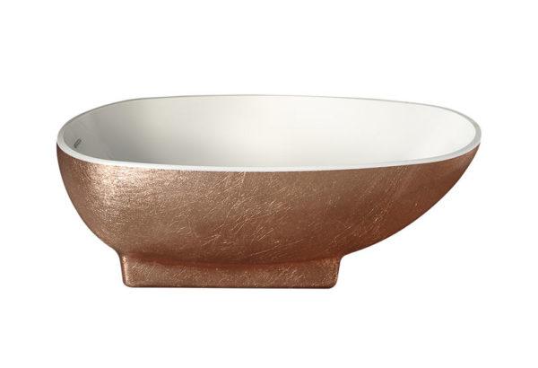 Best Design Color-Bronze vrijstaand bad 168 x 78 x 60 cm