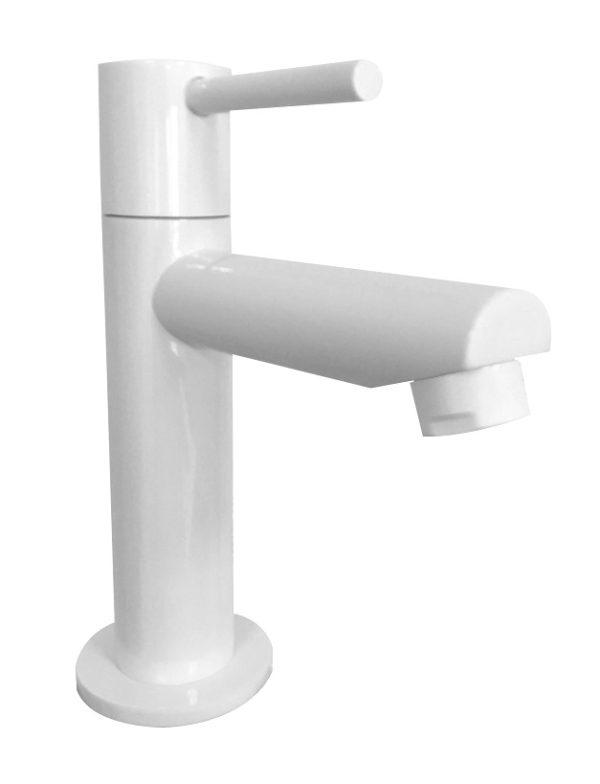 Hyma toiletkraan Bianco glans-wit
