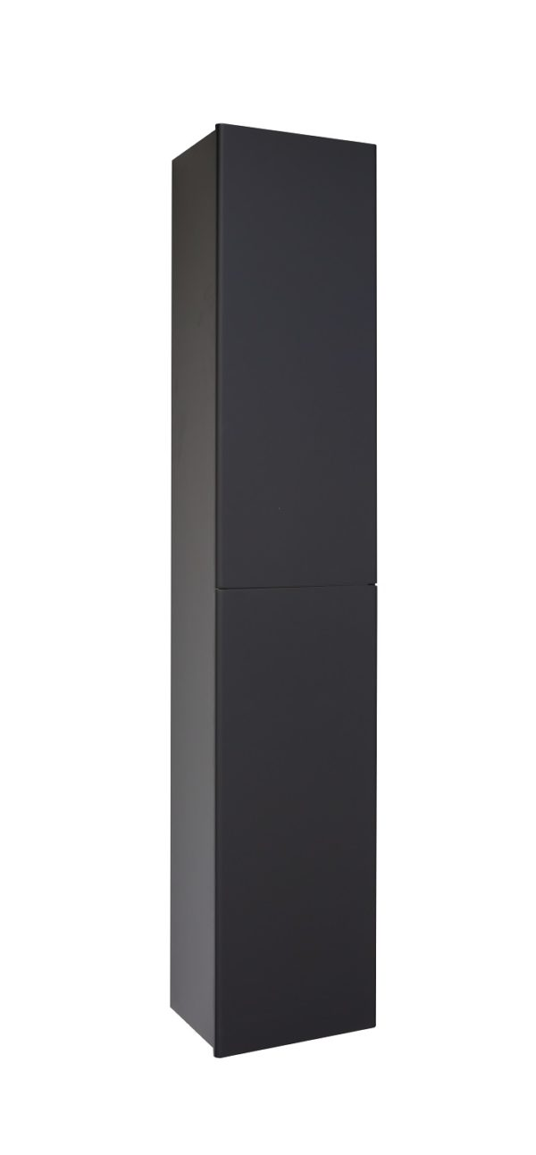 Best Design Blanco-Black hoge kolomkast 35 x 180  cm