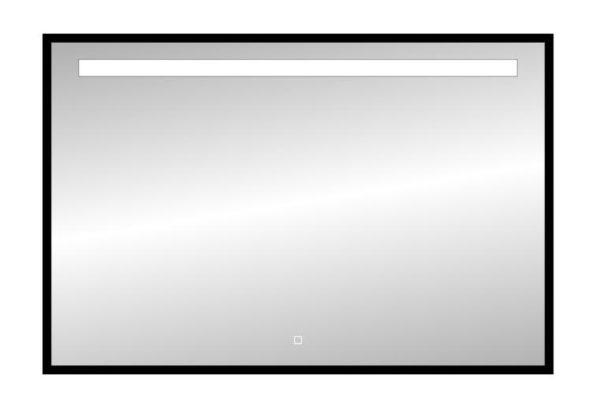 Best Design Nero Black-Miracle LED spiegel 120 cm