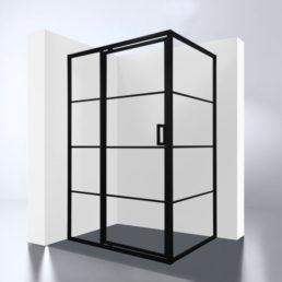 Best Design Zeplin-1400 met nisdeur 140 x 90 cm