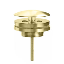 Best Design Nancy low fontein afvoer plug mat-goud