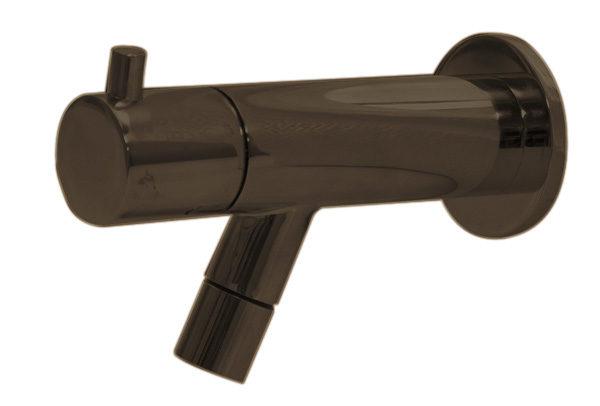 Best Design Spador-Moya wand toiletkraan Gunmetal
