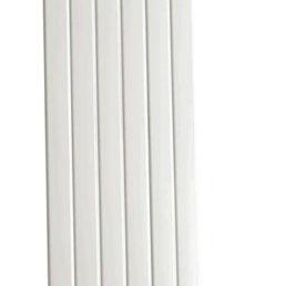 Millennium radiator 200 x 45 cm wit