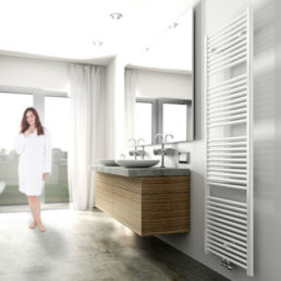Elara radiator 181,7 x 60 cm wit