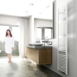 Elara radiator 181,7 x 45 cm wit