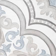 Adobe Decor Daiza White 20x20 vloertegels / wandtegels