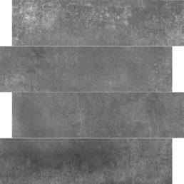 Limburg Antracita 14,5x58,5 rett vloertegels / wandtegels