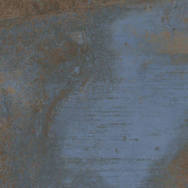 Flatiron Blue 61x61 rett vloertegels / wandtegels