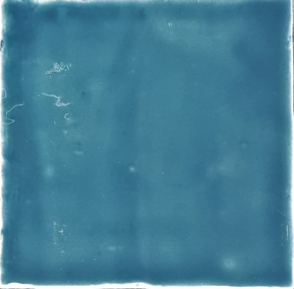 Oud Hollandse witjes Sea Blue 13x13 wandtegels