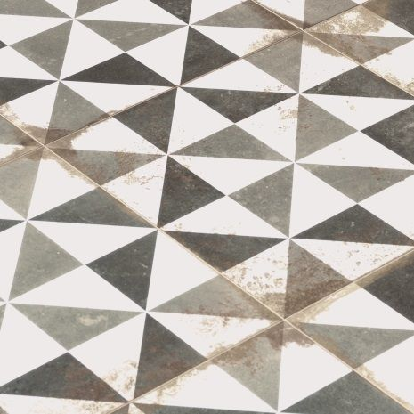 Antique Triangle 33,3x33,3 vloertegels / wandtegels