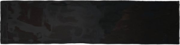Colonial Black glans 7,5x30 wandtegels