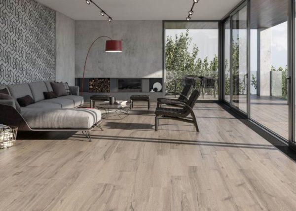Nordik Oak 30x120 rett vloertegels / wandtegels