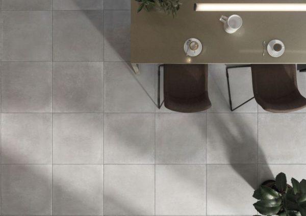 Beton Grijs 60x60 vloertegels / wandtegels