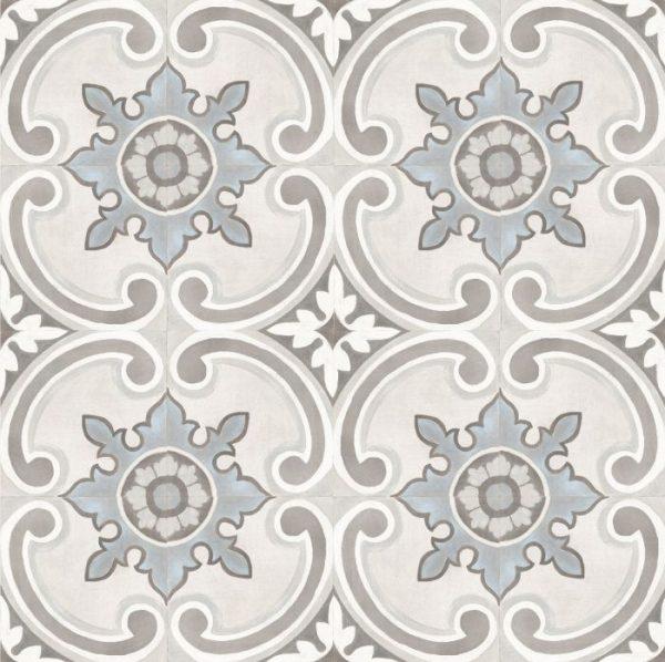 Adobe Decor Gales White 20x20 vloertegels / wandtegels