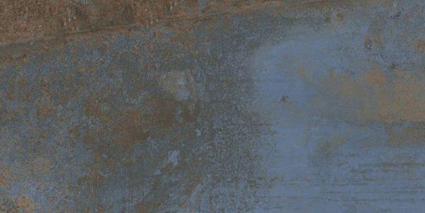 Flatiron Blue 30,4x61 rett vloertegels / wandtegels