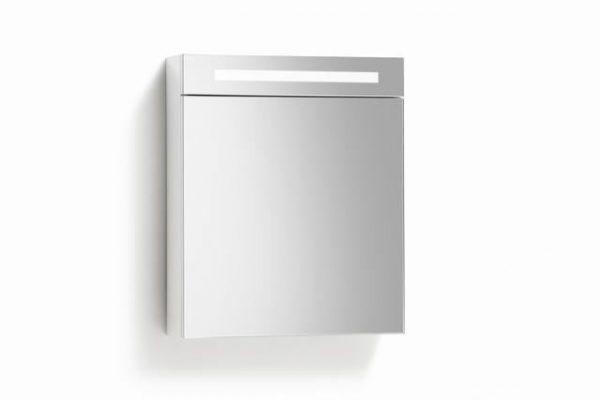 Spiegelkast 58 met LED verlichting Wit
