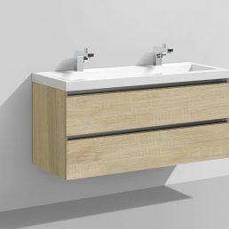 Badmeubel Trend Senza 120 Light Wood